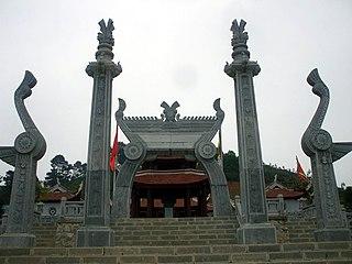 Lạc Long Quân Hùng Vương of Văn Lang