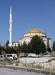İscehisar Place in Afyonkarahisar, Turkey