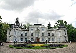 Myślewicki Palace Wikidata