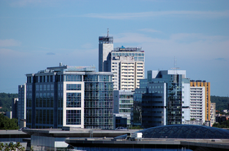 Metropolitan Association of Upper Silesia and Dąbrowa Basin - Katowice Financial Center