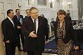 Συνάντηση Αντιπροέδρου της Κυβέρνησης και Υπουργού Εξωτερικών Ευ. Βενιζέλου με Υπουργό Εξωτερικών της Γεωργίας M. Panjikidze (14001953783).jpg