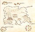 Χάρτης της Νάξου - Millo Antonio - 1582-1591.jpg