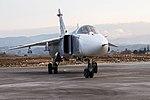Будни авиагруппы ВКС РФ на аэродроме «Хмеймим» (Сирийская Арабская Республика) (69).JPG
