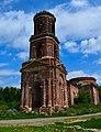 Вид на церковь Спаса Нерукотворного образа в Калиновке Рязанской области - 2.jpg