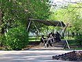 В городском парке. Шахматисты - panoramio.jpg