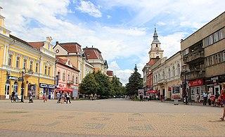 Berehove,  Transcarpathia, Ukraine