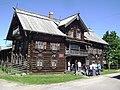 Дом Мелькина (Шелтозерский вепский этнографический музей).JPG