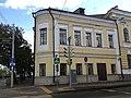 Здание 2-й мужской гимназии, где учился Н.Бауман (г. Казань, Л.-Булачная, 48 - Г.Камала, 1) - 3.JPG