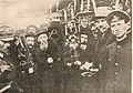 Зустріч євреями голови Директорії УНР Симона Петлюри, Жмеринка, 1919 рік.jpg