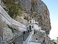 Комплекс Успенського печерного монастиря XIII-XV ст. Бахчисарай.JPG