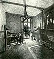 Кімната в готельному номері. Арх. Веслав Гжимальський.JPG