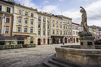 Lviv - Image: Лвов Галиција