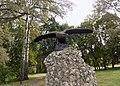Марьино Монумент Орел (фото 11) Рыльский район 2019.jpg