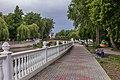Нова набережна над р.Плоскою, до білого моста.jpg