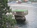 Новый Свет. Домик на камне около тропы Голицина. Новый Свет. Крым. Август 2010 - panoramio.jpg
