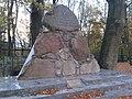 Памятник воинам Первой Мировой войны (1920-е), Взморье .jpg