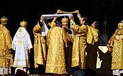 Патриарх всея Руси в Архангельске