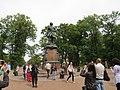 Петровский парк, Кронштадт, памятник Петру Великому. (1).JPG