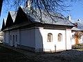 Пiвнiчнi келiї Єлецького монастиря, м.Чернігів.JPG