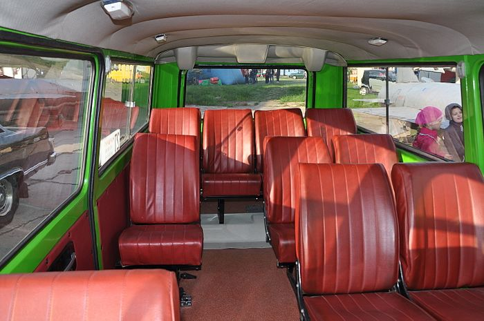 микроавтобус раф. фото