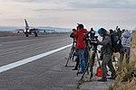 Работа российских и иностранных СМИ на авиабазе «Хмеймим» в Сирии (20).jpg