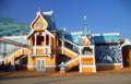 Резиденция российского Деда Мороза на Олимпиаде 2014 в Олимпийском парке Сочи.png