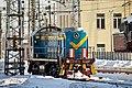 ТЭМ2-1514, Россия, Тверская область, станция Бологое-Московское (Trainpix 52944).jpg