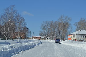 Iglinsky District - Kaltova Village, Iglinsky District