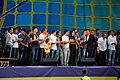 """Церемония награждения ФК """"Металлист"""" бронзовыми медалями сезона 2010-11 (6498886355).jpg"""