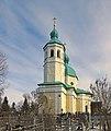 Церковь Иоанна Богослова. Вид на колокольню.jpg