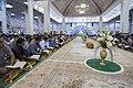 عکس های مراسم ترتیل خوانی یا جزء خوانی یا قرائت قرآن در ایام ماه رمضان در حرم فاطمه معصومه در شهر قم 31.jpg