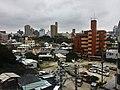 ゆいレール見栄橋駅から見た東側の景色 - panoramio.jpg