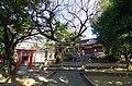 厳嶋神社 松原市一津屋5丁目 2014.1.23 - panoramio.jpg