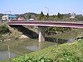 寿恵比楼旅館横を流れる夷隅川に架かる橋.JPG