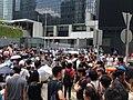 數千香港市民雲集政府總部聲援被困公民廣場學生 (19).jpg
