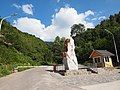 百花山西门 - West Entrance of Baihua Mountain - 2012.08 - panoramio.jpg