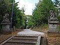 龍池神社の参道 五條市三在町 2013.5.02 - panoramio.jpg