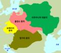 야기에우워 왕조의 동군연합 영역.png