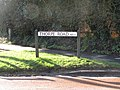 -2019-02-03 Street name sign, Thorpe Road, Southrepps.JPG