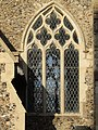 -2020-11-27 Window on the south facing elevation, St Mary's, Antingham (3).JPG