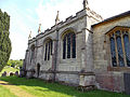 003 Stoke Rochford Ss Andrew & Mary, exterior - north chapel from north-west.jpg