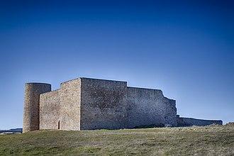 Castle of Medinaceli - Image: 007035 Medinaceli (8308149162)