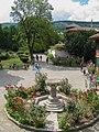 01-204-0159. Головний двір палацу з трьома фонтанами-1.jpg