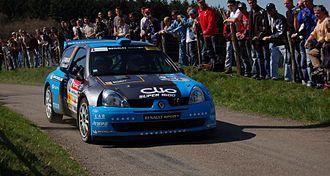 Super 1600 - Renault Clio Super 1600