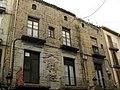 017 Palau dels Peguera, pl. Sant Joan.jpg