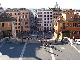 8b2624a30df Piazza di Spagna. Da Wikipedia ...