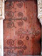 serrure de portail