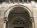 069 Panteó Amatller, timpà neo-romànic d'Eusebi Arnau.jpg