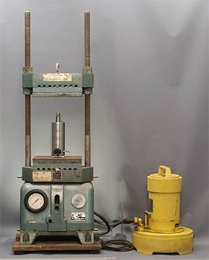 French pressure cell press - French press