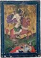 101 Saint Demetrius Icon from Saint Paraskevi Church in Langadas.jpg